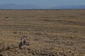 MOTORSPORT - DAKAR ARGENTINA BOLIVIA CHILE  2014 - STAGE 5 / ETAPE 5 - CHILECITO (ARG) - TUCUMAN (ARG) - 09/01/2014 - PHOTO FRANCOIS FLAMAND / DPPI - 003 BARREDA BORT JOAN (ESP) - HONDA - ACTION