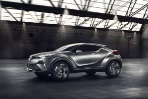Nowy crossover Toyoty, C-HR