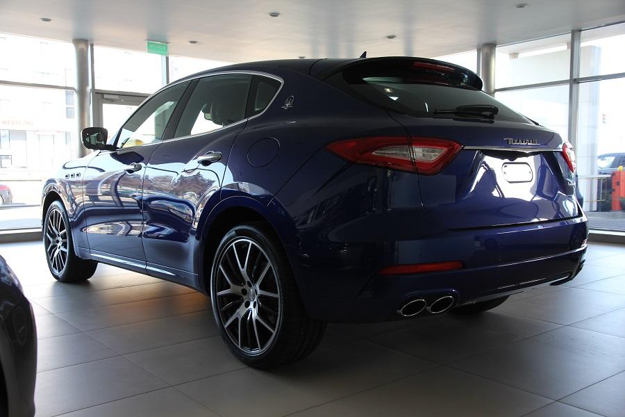 Levante - najnowszy SUV Maserati