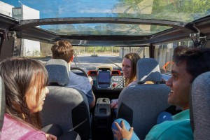 uBox – samochód Generacji Z