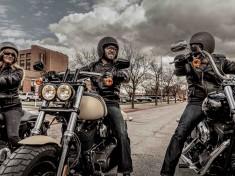 Harley Davidson Gdańsk w Bieszczadach