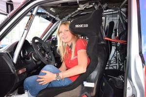 Klaudia Podkalicka i droga na Dakar