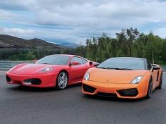 Ferrari-i-Lamborghini