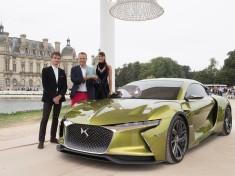 DS E-TENSE został wybrany najpiękniejszym samochodem