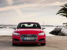 nowe Audi A5 i S5 Coupé