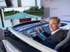 Bosch - Samochód w takiej formie w jakiej znamy go dzisiaj, przejdzie wkrótce do historii