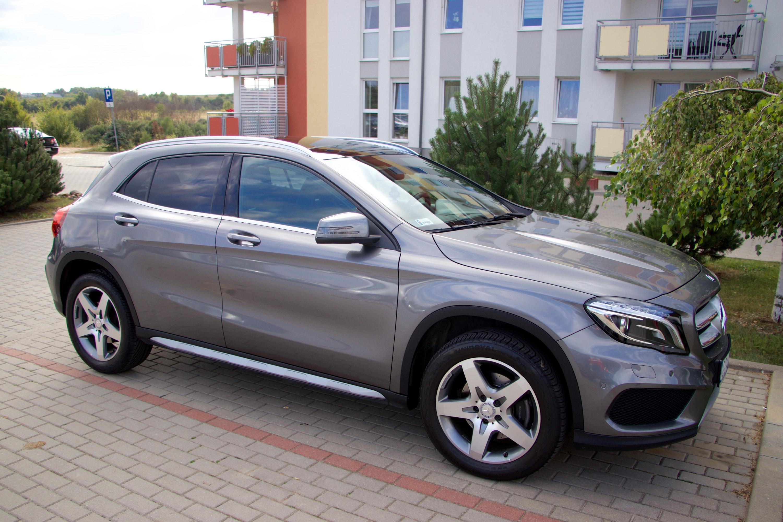SPRZEDAM Mercedes-Benz GLA 250