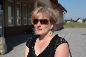 p. Joanna Gwizdała - fot. M. Cabaj