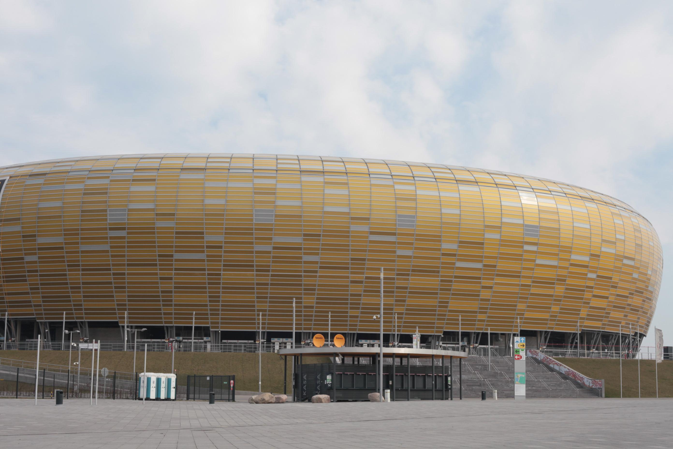PGE Arena Gdańsk - fot. M. Cabaj