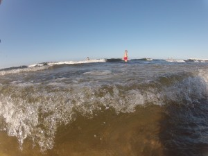 Plaża - fot. M. Cabaj