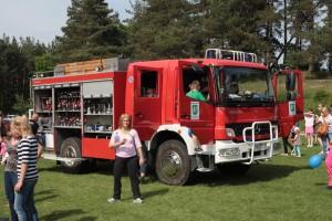 Straż pożarna - fot. M. Cabaj
