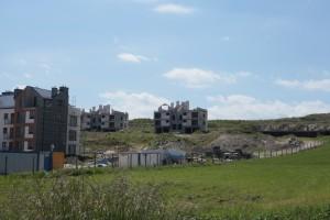 Mieszkania w budowie - fot. M. Cabaj