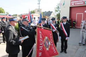 Jubileusz 65 - lecia Ochotniczej Straży Pożarnej w Jagatowie - fot. MC