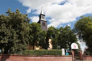 Kościół św. Mikołaja w Łęgowie - fot. M. Cabaj
