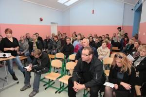 Zebranie w Borkowie - fot. MC