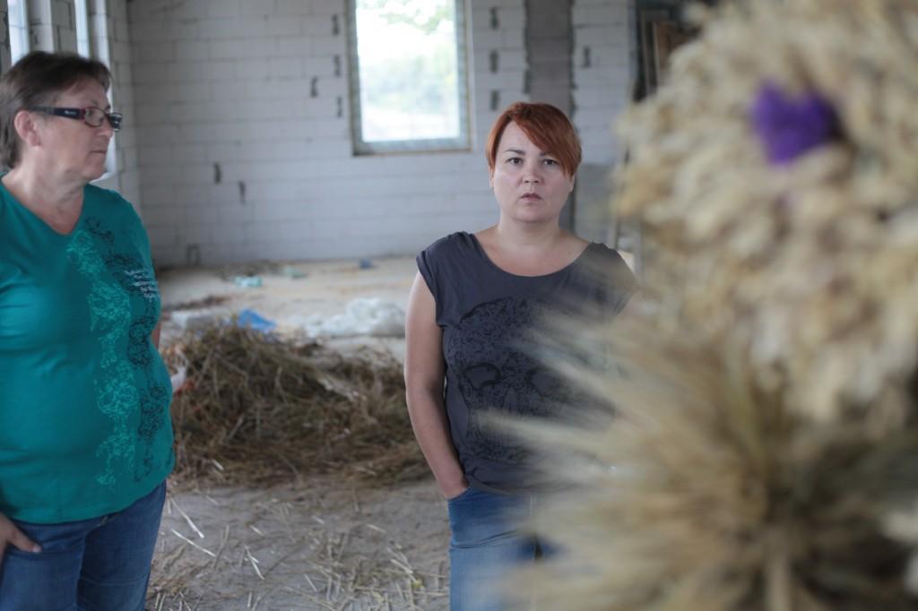p. Krystyna Białek i Weronika Chmielowiec - fot. M. Cabaj