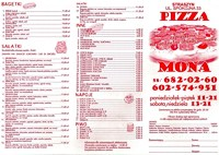 Pizzeria Mona