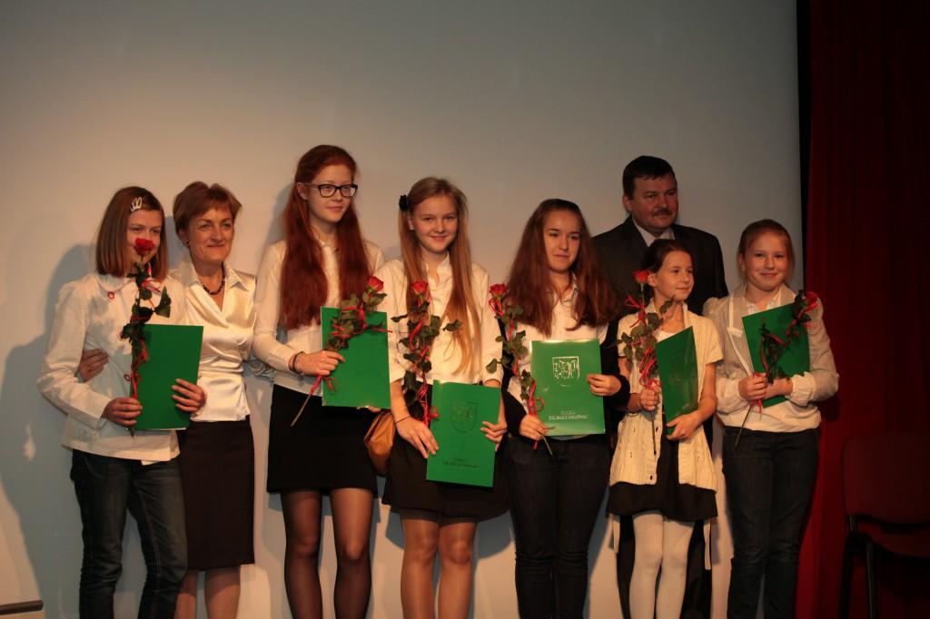 Stypendyści 2013 - fot. M. Cabaj