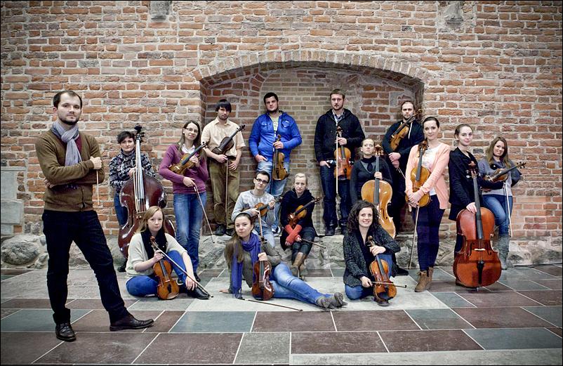 Orkiestra kameralna Progress - Szymon Morus - dyrugent