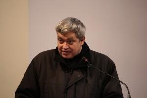 ks. Piotr Pawlukiewicz w Straszynie - fot. M. Cabaj