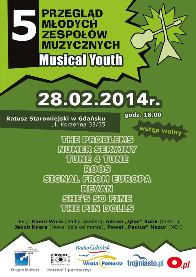 Musical youth 2014