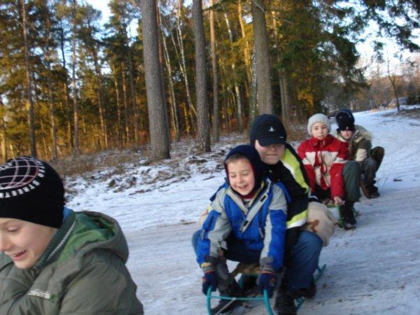 Obóz zimowy 2009