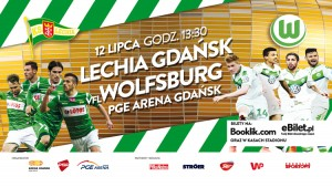 Lechia - Wolfsburg