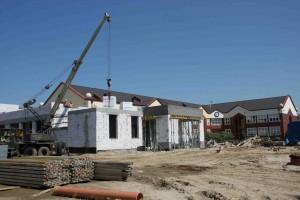 Rozbudowa szkoły w Rotmance