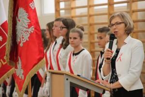 70 lat szkoły w Wiślince