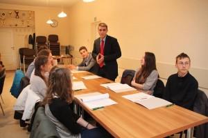 Młodzieżowa Rada Gminy - fot. M. Bielicka