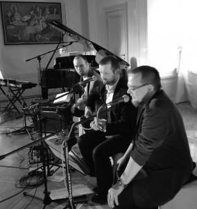 Koncert zespołu Kuglarze ze Starego Fordonu