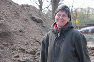 gdańska archeolog Renata Wiloch – Kozłowska