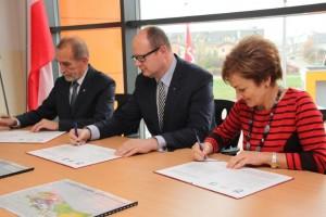 Szkoła Metropolitalna - podpisanie umowy