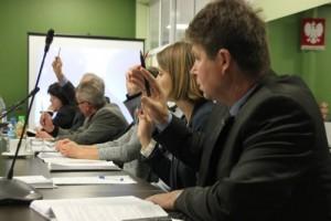 Głosowanie Rady Gminy w sprawie obniżenia podatków