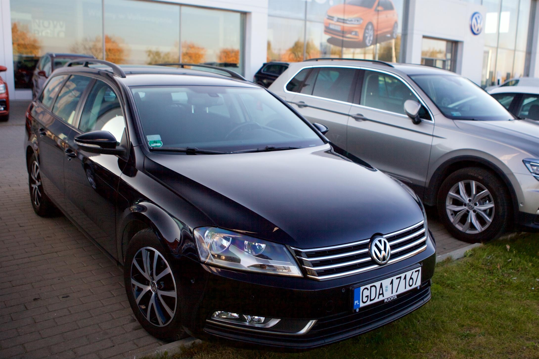 SPRZEDAM VW PASSAT B7 – 2011, 1,6 CR
