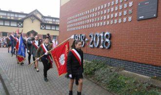 Uroczystości 100 rocznicy odzyskania niepodległości rozpoczęte