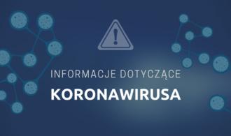 Sprawdzone info – Koronawirus – aktualne informacje i zalecenia