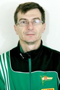 Trener Dariusz Kusiak