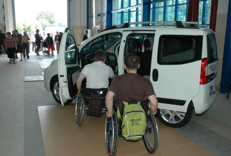 """Cudowna Program AUTONOMY dla osób niepełnosprawnych """"MOTOMOBILNOŚĆ 2013 BH91"""